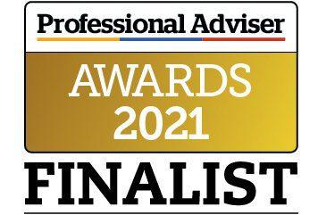 Professional Adviser Awards Finalist 2021